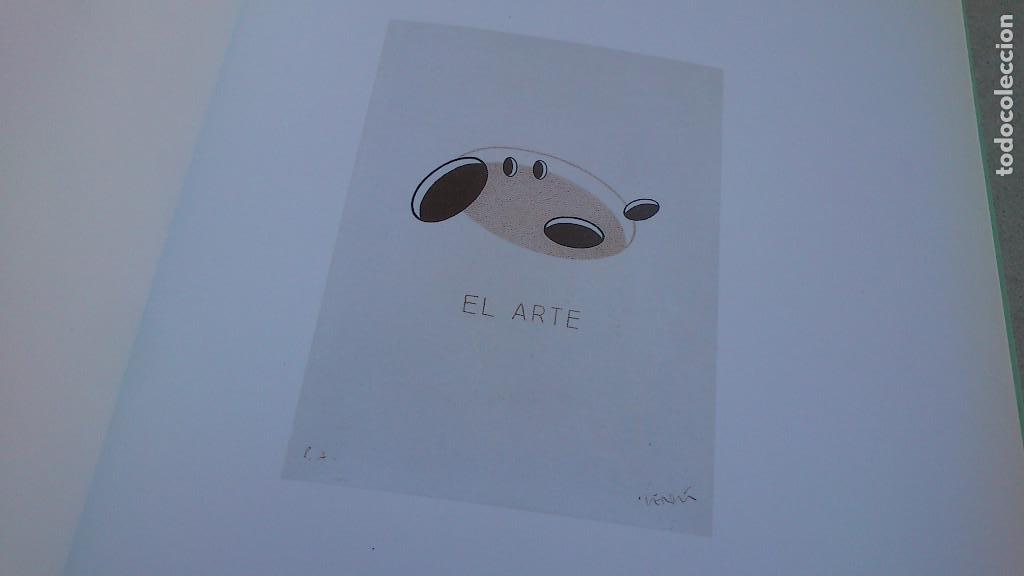 Arte: DERNIERES PIECES / OEUVRE GRAPHIQUE - JOAN VERDÚ - EXPOSICIÓN ALZIRA 15 - 1996 - BUEN ESTADO - Foto 9 - 94157320