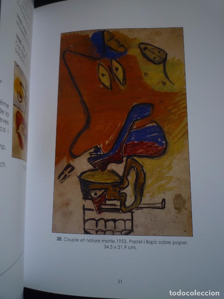 Arte: LE CORBUSIER. LA PINTURA: CE LABEUR SECRET. SALA DALMAU. BARCELONA. 2008 - Foto 2 - 94316162