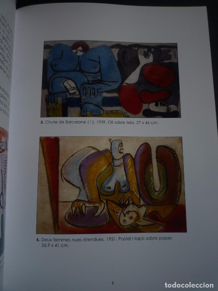 Arte: LE CORBUSIER. LA PINTURA: CE LABEUR SECRET. SALA DALMAU. BARCELONA. 2008 - Foto 6 - 94316162