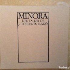 Arte: MINORA DEL TALLER DE J. TORRENTS LLADO. - (TONI PALMER, ANGELES CERECEDA) -. Lote 94385418