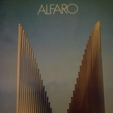 Arte: ANDREU ALFARO. PALACIO DE VELÁZQUEZ. MADRID. 1979. TEXTOS: JOAN FUSTER Y TOMÁS LLORENS. Lote 94877695