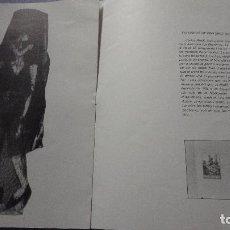 Arte: AMILL.EXPOSICION DE PINTURA.CENTRO DE LECTURA.SALA FORTUNY.REUS.TARRAGONA.1984. Lote 94958035