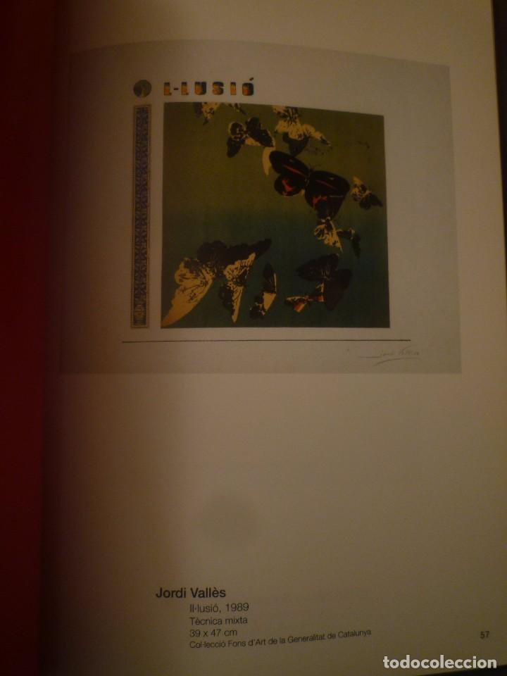 Arte: POESÍA VISUAL CATALANA. CENTRE D'ART SANTA MÒNICA. BARCELONA. 1999 - Foto 4 - 94961747