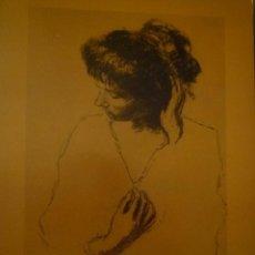 Arte: FRANCESC SERRA. 98 DIBUJOS. SALA GASPAR. BARCELONA. 1969. Lote 94962095