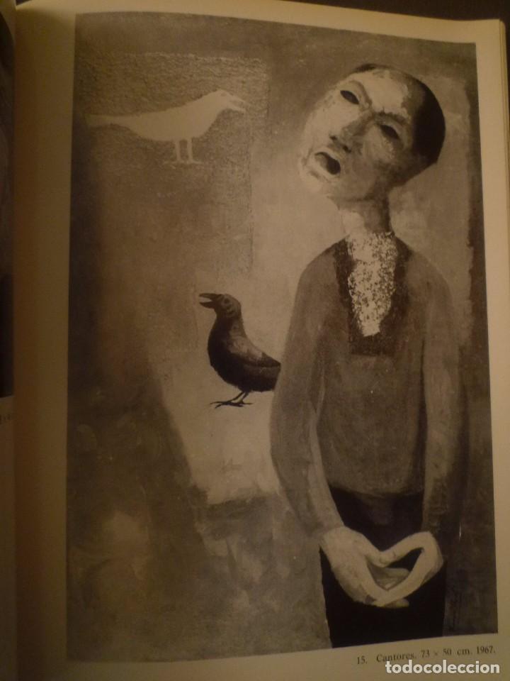 Arte: RAMÓN LLOVET. SALA GASPAR. BARCELONA. 1968. POEMA RAFAEL SANTOS TORROELLA - Foto 4 - 94962171