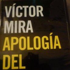 Arte: VICTOR MIRA. APOLOGÍA DEL ÉXTASIS. MUSEO PABLO SERRANO. ZARAGOZA. 2002. Lote 94994095