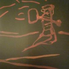Arte: GONZALO TENA. GALERIA MEGHT. BARCELONA. 1991. TEXTO: JUAN-MANUEL BONET. Lote 122243051