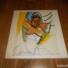 Arte: PICASSO. CATÁLOGO EXPOSICIÓN FUNDACION JUAN MARCH 1977. MADRID. Lote 95556567