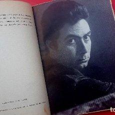 Arte: TÀPIES - PAPELES DE SON ARMADANS - 1960 . Lote 95987419