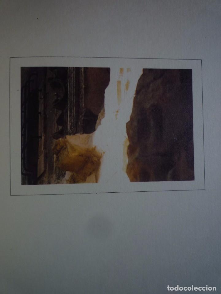 Arte: FERNANDO ZOBEL. FOTOLIBRO. FOTOGRAFÍA. MIS FOTOS DE CUENCA. MUSEO DE ARTE ABSTRACTO. 1975 - Foto 4 - 96950951