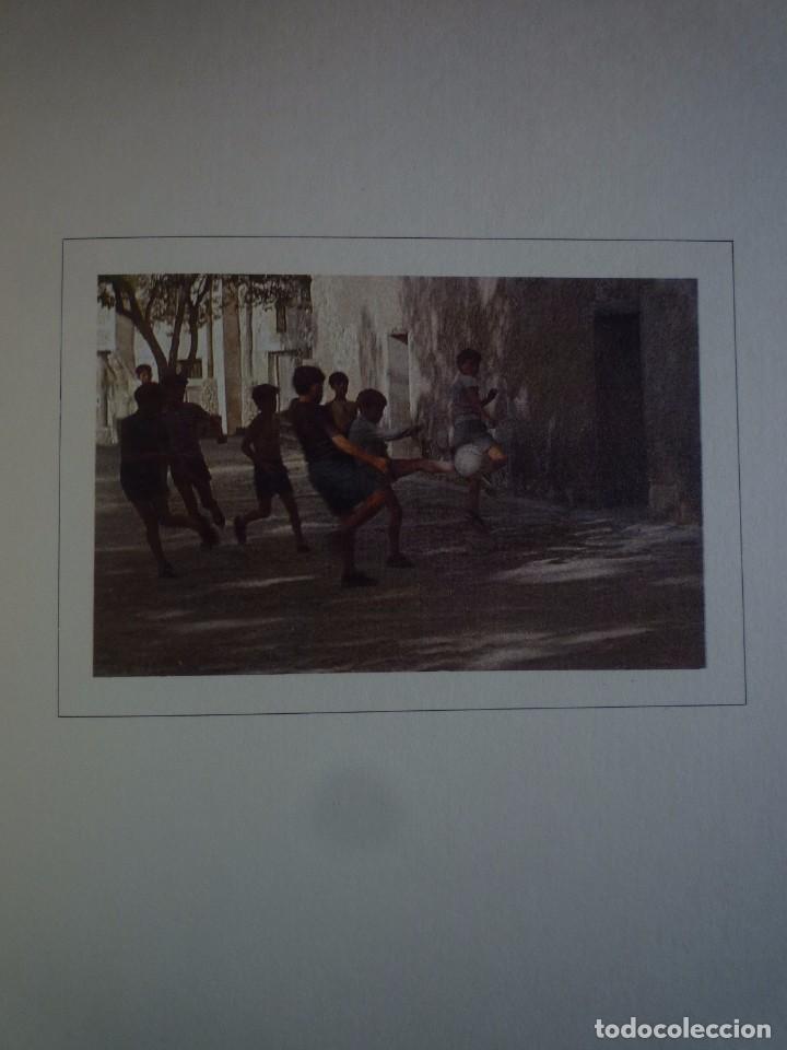 Arte: FERNANDO ZOBEL. FOTOLIBRO. FOTOGRAFÍA. MIS FOTOS DE CUENCA. MUSEO DE ARTE ABSTRACTO. 1975 - Foto 6 - 96950951