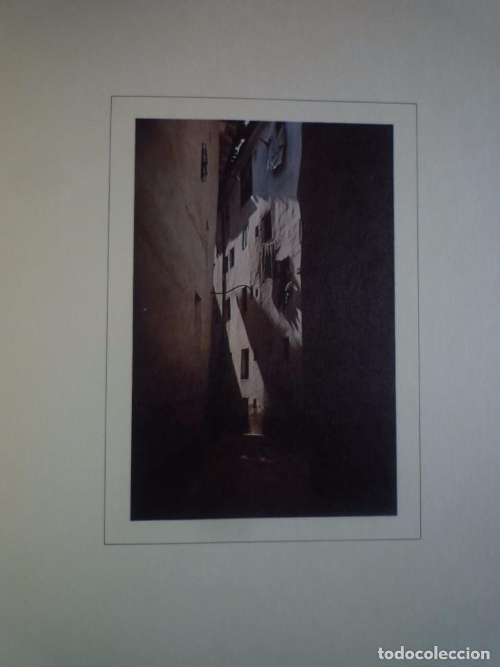 Arte: FERNANDO ZOBEL. FOTOLIBRO. FOTOGRAFÍA. MIS FOTOS DE CUENCA. MUSEO DE ARTE ABSTRACTO. 1975 - Foto 7 - 96950951