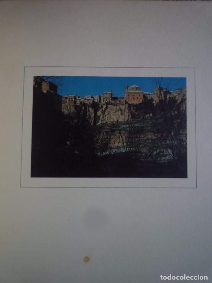 Arte: FERNANDO ZOBEL. FOTOLIBRO. FOTOGRAFÍA. MIS FOTOS DE CUENCA. MUSEO DE ARTE ABSTRACTO. 1975 - Foto 8 - 96950951