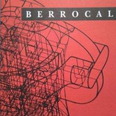 Arte: MIGUEL BERROCAL. CENTRO CULTURAL CONDE DUQUE. Lote 96951179