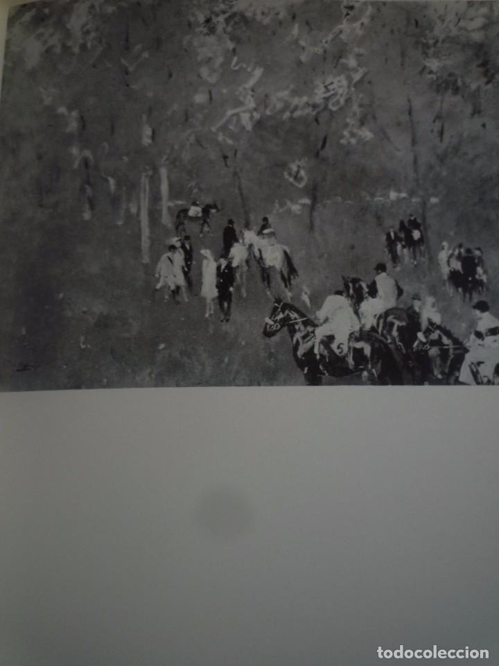 Arte: RICARD ARENYS. PINTURAS. DIBUJOS. GOUACHES. ACUARELAS. CABALLOS. SALA GASPAR. BARCELONA. 1978. - Foto 6 - 96953151
