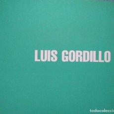Arte: LUIS GORDILLO. 1997. Lote 97054587