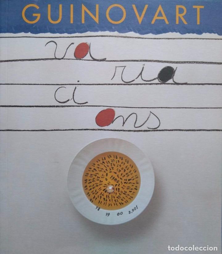 JOSEP GUINOVART. VARIACIONES (Arte - Catálogos)