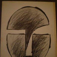Arte: RAFAEL CANOGAR. SALA GASPAR. BCN. 1985. EDITADO POR LA GALERIA JUANA MORDÓ. . Lote 97058771