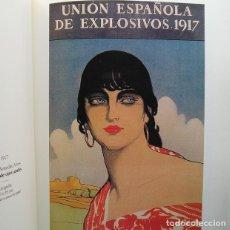 Arte: COLECCIÓN DE IMÁGENES DE CALENDARIO DE UNIÓN ESPAÑOLA DE EXPLOSIVOS EN SU CENTENARIO (1995). Lote 97086727