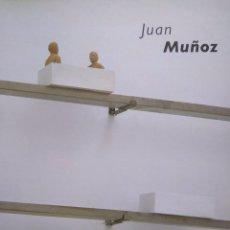 Arte: JUAN MUÑOZ. MONÓLOGOS Y DIÁLOGOS. JAMES LINGWOOD. MNCARS. Lote 97148863