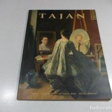 Arte: CATALOGO DE SUBASTAS TAJAN DE PARIS 27 OCTUBRE 2006 EN EL HOTEL DROUOT.. Lote 97154367