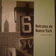Arte: RETRATOS DE NUEVA YORK. FOTOGRAFÍAS DE MOMA. THE MUSEUSM OF MODERN ART. NUEVA YORK. 2009. . Lote 97195083
