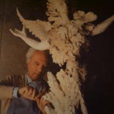 Arte: APEL.LES FENOSA. ESCULTURAS. SALA GASPAR. BARCELONA. 1986. TEXTO: J. CORREDOR-MATHEOS. Lote 97264239