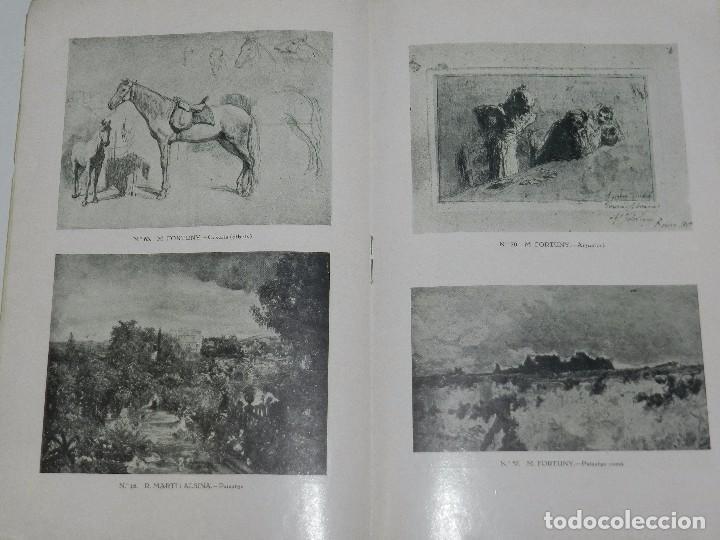 Arte: CATALOGO GALERIES LAIETANES PINTURA CATALANA DE MESTRES DEL SEGLE XIX , R MARTI I ALSINA, M FORTUNY - Foto 3 - 97360467