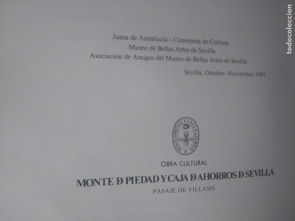 Arte: CATALOGO DE ARTE EL NIÑO Y EL JOVEN EN LAS ARTES SEVILLANAS - SALA DE EXPOSICIONES EL MONTE 1985 - Foto 19 - 97443759