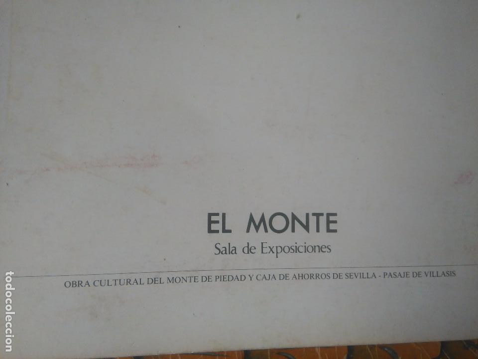 Arte: CATALOGO DE ARTE EL NIÑO Y EL JOVEN EN LAS ARTES SEVILLANAS - SALA DE EXPOSICIONES EL MONTE 1985 - Foto 20 - 97443759