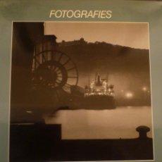 Arte: JOAN FONTCUBERTA. FOTOGRAFIES. CAIXA DE BARCELONA. MANRESA. 1984.. Lote 97461475