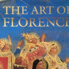Arte: THE ART OF FLORENCE. Lote 98071167