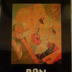 Arte: ROMÀ BONET SINTES. BON. EXPOSICIÓN DE HOMENAJE. REIAL CERCLE ARTÍSTIC. BARCELONA. 1977. Lote 98100327