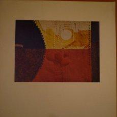 Arte: JOSEP GRAU-GARRIGA. TEXTIL. SALA DE SANTA CATALINA. ATENEO DE MADRID. 1968. Lote 98217643