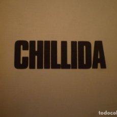 Arte: EDUARDO CHILLIDA. OBRA GRÁFICA COMPLETA. GALERÍA IOLAS-VELASCO. MADRID. 1977. Lote 99034263