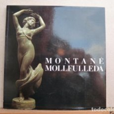Arte: LLUIS MONTANE I MOLLFULLEDA - CATALOGO EXPOSICION FUNDACIO CAIXA DE PENSIONS -ESCULTOR. Lote 99468067