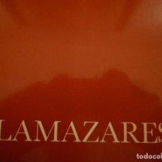 Arte: ANTON LAMAZARES. PINTURAS. GALERIA MIGUEL MARCOS. MADRID. 1989. Lote 99858663