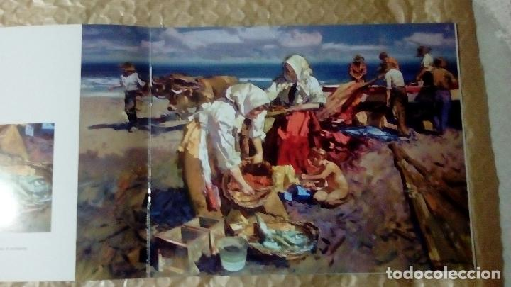 Arte: EUSTAQUIO SEGRELLES. CATÁLOGO DE EXPOSICIÓN EN CASINO DE ALICANTE. 2009. FIRMADO Y DEDICADO. - Foto 7 - 99906383