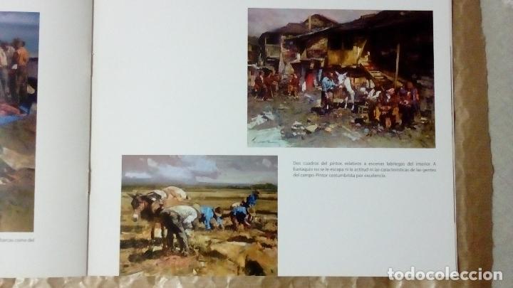 Arte: EUSTAQUIO SEGRELLES. CATÁLOGO DE EXPOSICIÓN EN CASINO DE ALICANTE. 2009. FIRMADO Y DEDICADO. - Foto 8 - 99906383