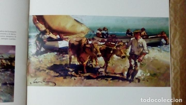 Arte: EUSTAQUIO SEGRELLES. CATÁLOGO DE EXPOSICIÓN EN CASINO DE ALICANTE. 2009. FIRMADO Y DEDICADO. - Foto 9 - 99906383