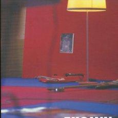Arte: TXOMIN BADIOLA, CATÁLOGO DE LA EXPOSICIÓN, 2001, SOLEDAD LORENZO, MADRID, 2001. Lote 100170211