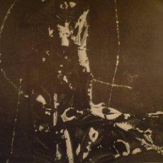 Arte: MANOLO MILLARES. CUADERNOS DEL ARTE DEL ATENEO DE MADRID. 1963. Lote 100385435