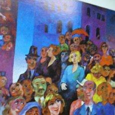 Arte: BENJAMÍN PALENCIA. SU ENTORNO Y SU ÉPOCA. LUIS GARCÍA-OCHOA. DISCURSO. MADRID, 1983.. Lote 101079887