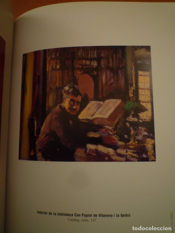 Arte: JOAQUIM MIR A VILANOVA. BIBLIOTECA MUSEU VÍCTOR BALAGUER. VILANOVA I LA GELTRÚ. 2007 - Foto 7 - 109326927