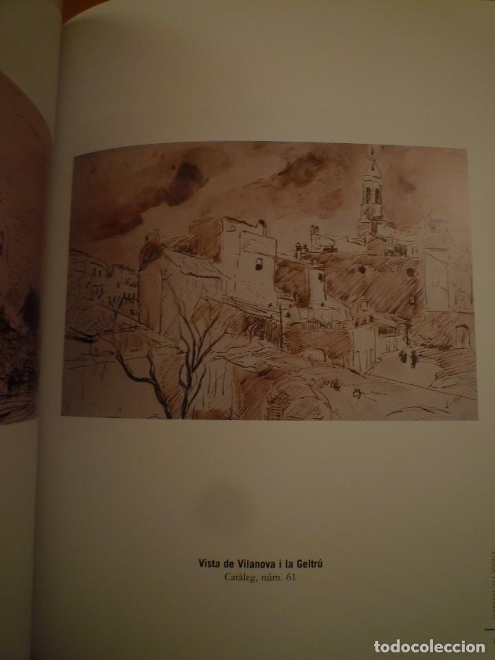 Arte: JOAQUIM MIR A VILANOVA. BIBLIOTECA MUSEU VÍCTOR BALAGUER. VILANOVA I LA GELTRÚ. 2007 - Foto 8 - 109326927