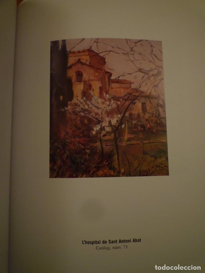 Arte: JOAQUIM MIR A VILANOVA. BIBLIOTECA MUSEU VÍCTOR BALAGUER. VILANOVA I LA GELTRÚ. 2007 - Foto 9 - 109326927
