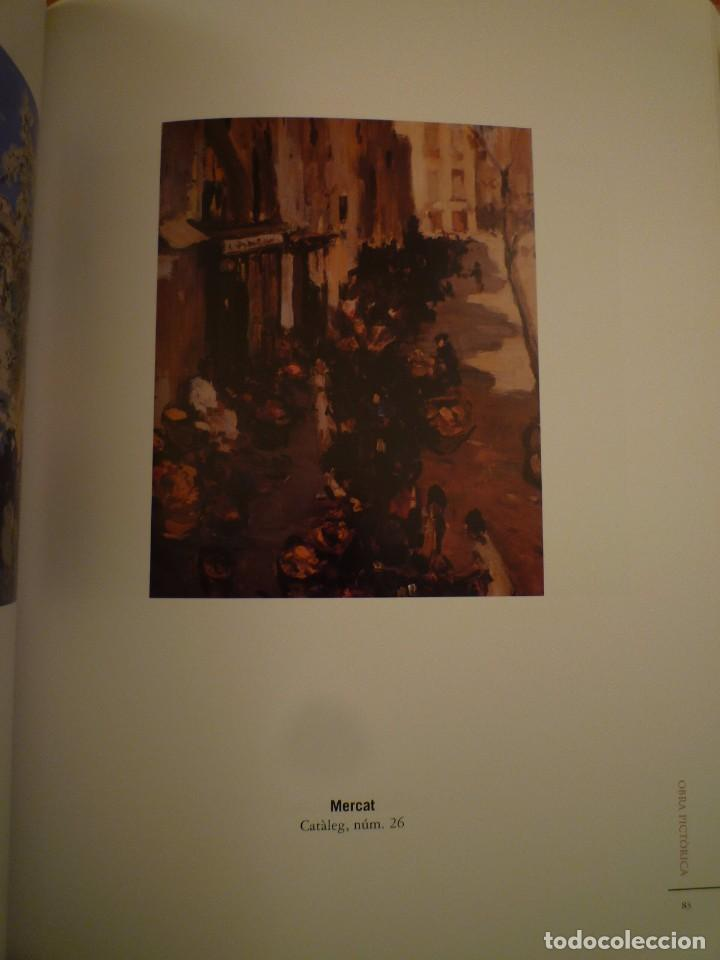 Arte: JOAQUIM MIR A VILANOVA. BIBLIOTECA MUSEU VÍCTOR BALAGUER. VILANOVA I LA GELTRÚ. 2007 - Foto 10 - 109326927
