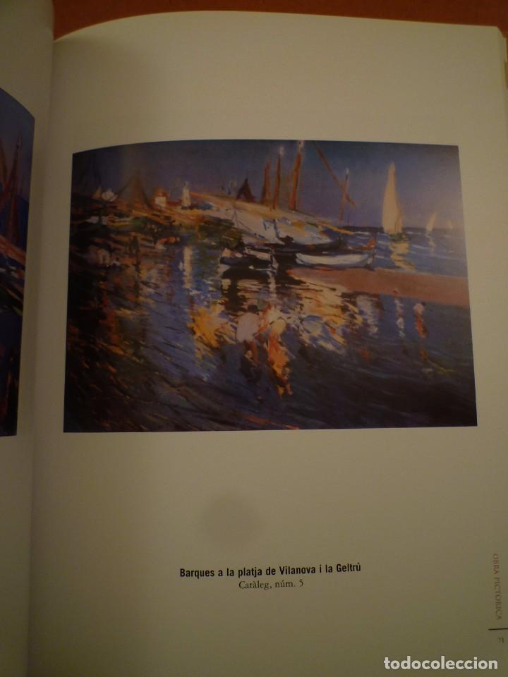 Arte: JOAQUIM MIR A VILANOVA. BIBLIOTECA MUSEU VÍCTOR BALAGUER. VILANOVA I LA GELTRÚ. 2007 - Foto 11 - 109326927