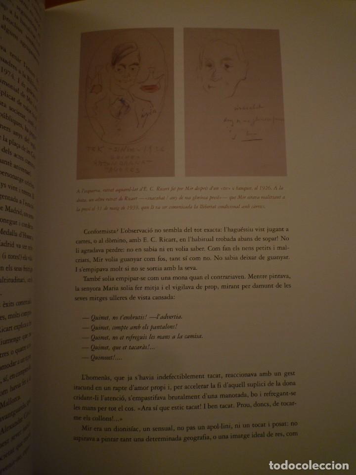 Arte: JOAQUIM MIR A VILANOVA. BIBLIOTECA MUSEU VÍCTOR BALAGUER. VILANOVA I LA GELTRÚ. 2007 - Foto 12 - 109326927