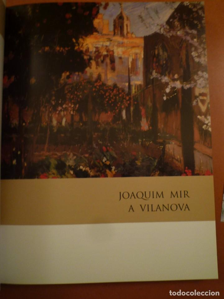Arte: JOAQUIM MIR A VILANOVA. BIBLIOTECA MUSEU VÍCTOR BALAGUER. VILANOVA I LA GELTRÚ. 2007 - Foto 13 - 109326927